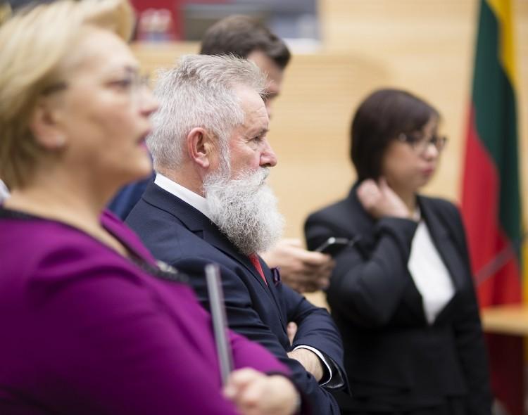 Socialdemokratai negalės palaikyti 2018 m. biudžeto