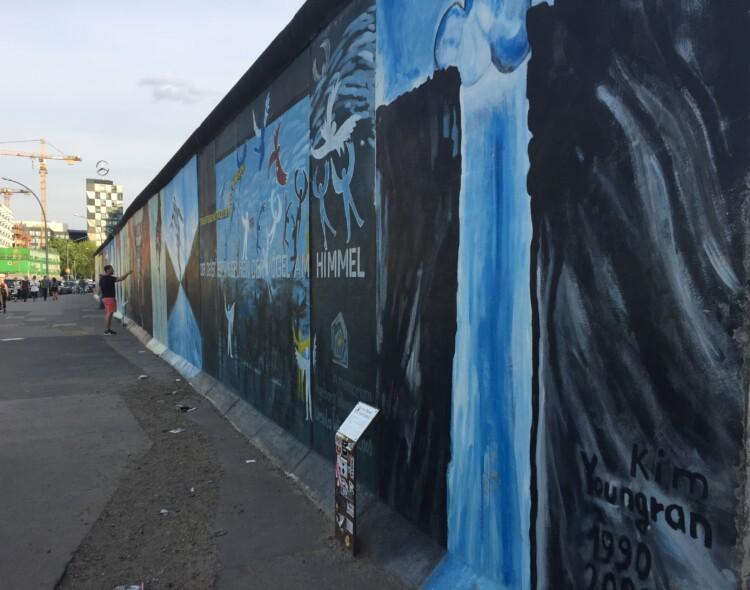 Vytautas Plečkaitis. Berlyno sienos griuvimas paskatino Lietuvos valstybės atkūrimo sėkmę